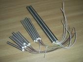 "Rezistente electrice tip cartus, L 38.1 (1""1/2) mm, P 100 W + TCJ"