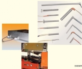 """Rezistente electrice tip cartus, L 50.8 (2"""") mm, P 250 W"""